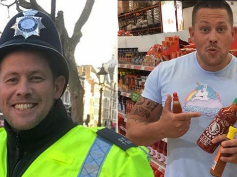 Police officer 'Big Andy' who tackled gang crime dies aged 37