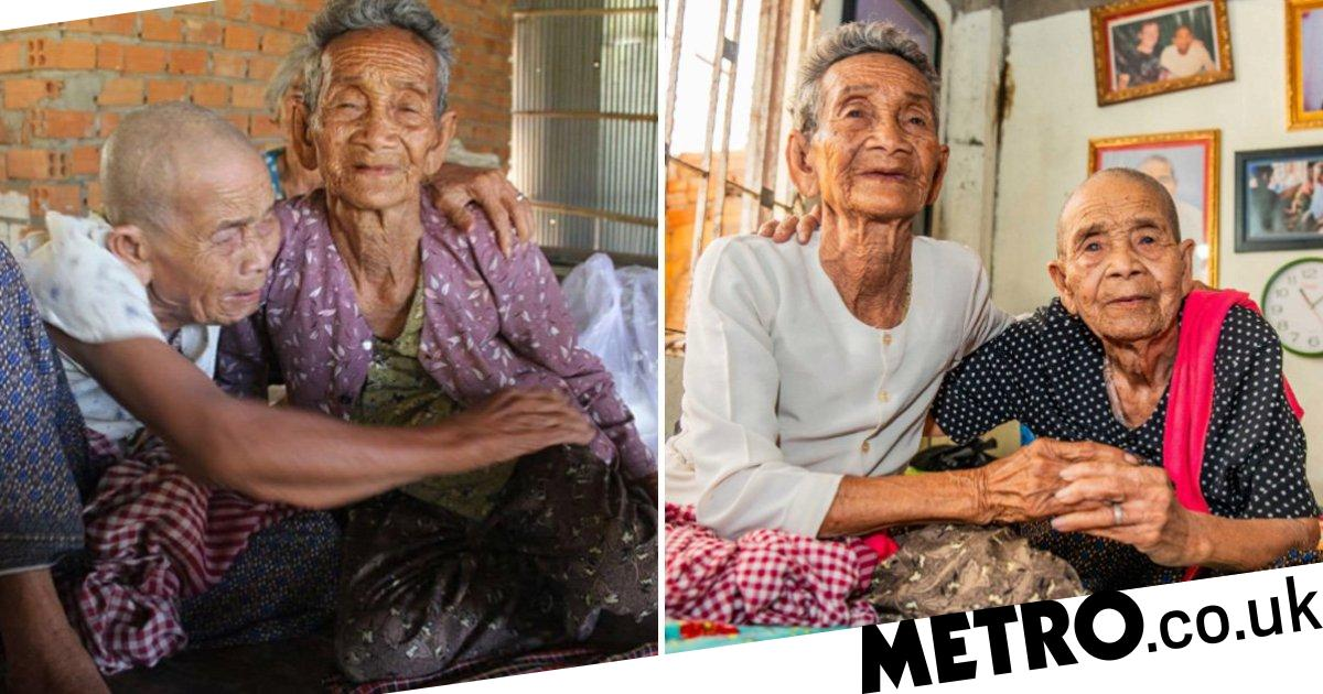 Sisters torn apart during Cambodian genocide reunite after 47 years