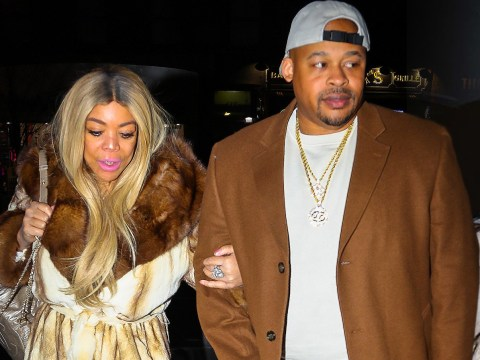 Wendy Williams post picture of rumoured new boyfriend as she documents date night: 'He sent his car for me'