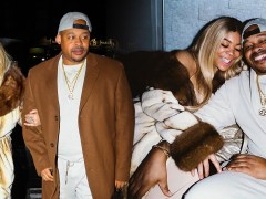 Wendy Williams post picture of rumoured new boyfriend as she documents date night