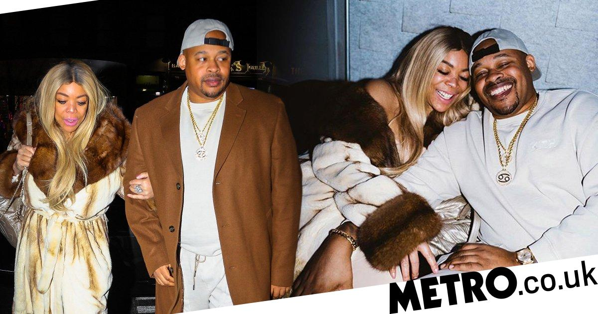 Wendy Williams post pic of rumoured new boyfriend as she documents date night