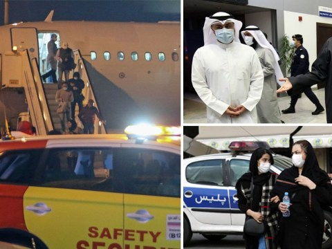 Turkey and Pakistan close borders with Iran as coronavirus death toll reaches 8