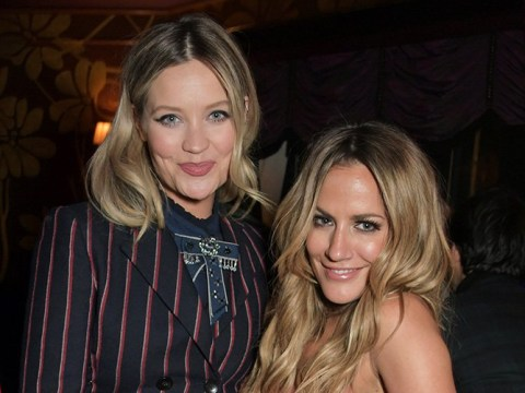 Lockdown gave Laura Whitmore privacy to grieve Caroline Flack