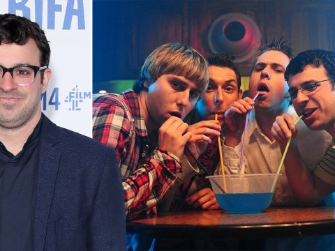 Simon Bird shatters our dreams as he insists The Inbetweeners reunion is 'never' happening