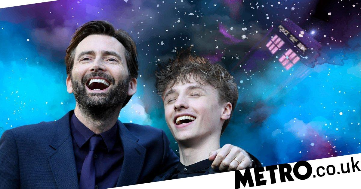 David Tennant's son wants to be third family member to play Doctor Who