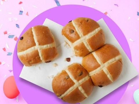 Greggs launches vegan hot cross buns for Easter