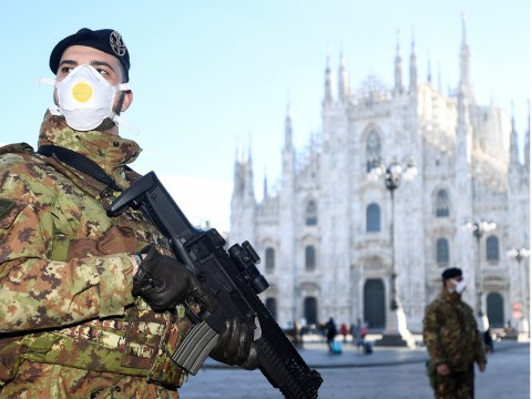 Seven people die from coronavirus in Italy as death toll more than doubles