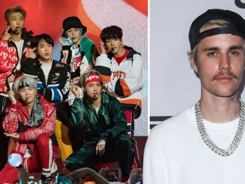 Justin Bieber gets on BTS hype as both hitmakers release seventh albums