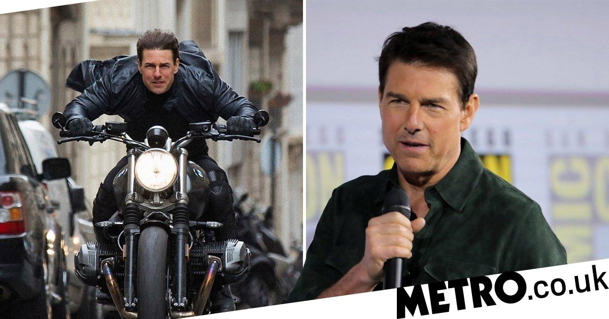Tom Cruise wasn't in Italy when Mission: Impossible filming was stopped