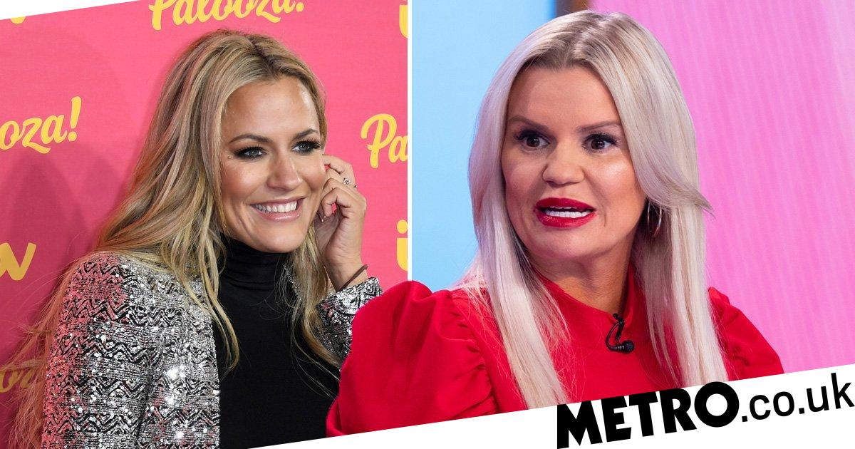 Kerry Katona reveals her regrets after Caroline Flack reached out to her