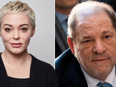 Rose McGowan doesn't think she'll get closure on Harvey Weinstein until 'one of them is dead'