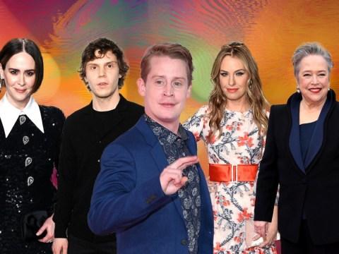 American Horror Story season 10: Macaulay Culkin joins Sarah Paulson in star-studded cast