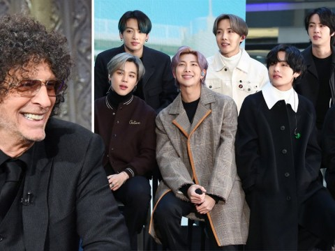 Howard Stern calls colleague 'racist' for claiming there's 'no way BTS don't have coronavirus'