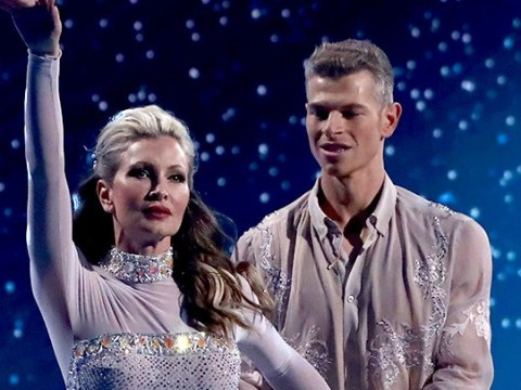 Caprice Bourret hits out at ITV after care in wake of dramatic Dancing On Ice departure
