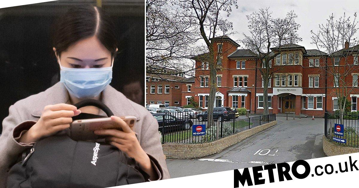 Private prep school in London closes after two pupils fall ill
