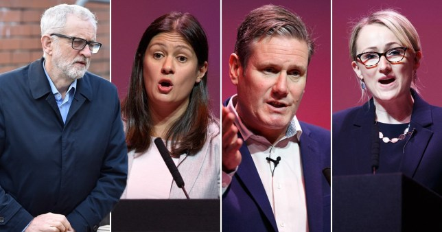 Labour hopefuls clash over anti-Semitism crisis in heated debate