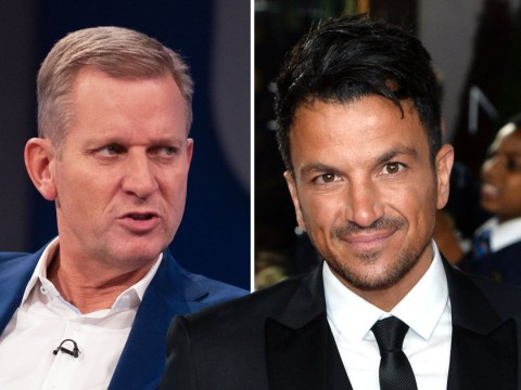 Peter Andre welcomes back Jeremy Kyle after show was axed over guest suicide