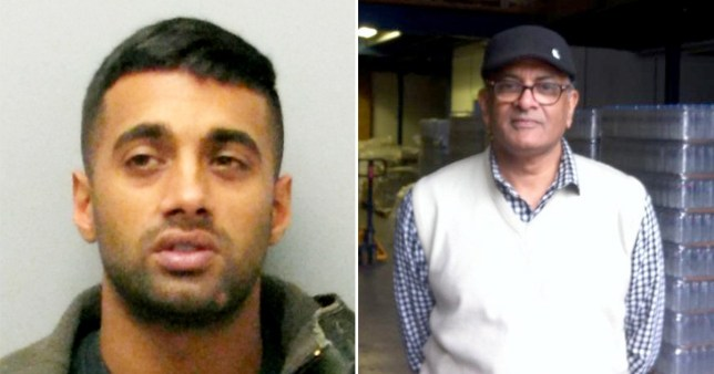 Murder suspect flown back to UK from Pakistan to appear in court