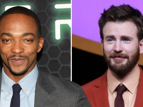 Avengers' Anthony Mackie 'daunted' after taking over from Chris Evans as Captain America in Disney+ series