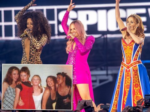 Geri Horner inspires us to 'dream big' as she shares vintage Spice Girls throwback snap