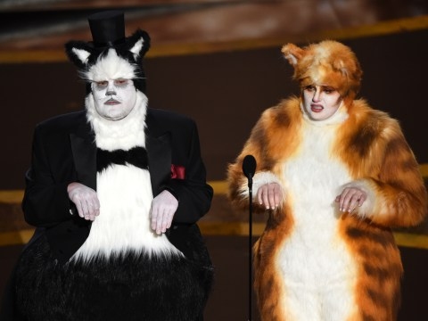 If James Corden can't be bothered to watch Cats why should the rest of us care?