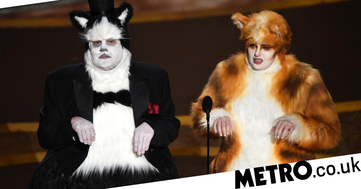 If James Corden won't watch Cats why should the rest of us care?