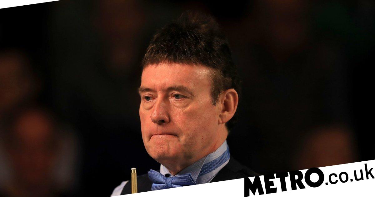 Jimmy White not impressed with 'mugs'in Snooker Shoot Out audience