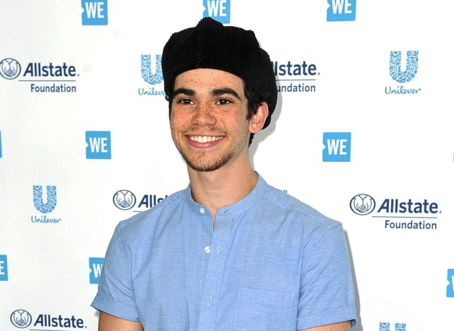 Actor Cameron Boyce appears at WE Day California in Inglewood, Calif., on April 25, 2019. Boyce died unexpectedly from epilepsy on July 6. He was 20. (Photo by Richard Shotwell/Invision/AP)