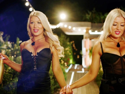 Love Island's Jess Gale to have emotional reunion with twin sister Eve tomorrow – but will she approve of Ched Uzor?