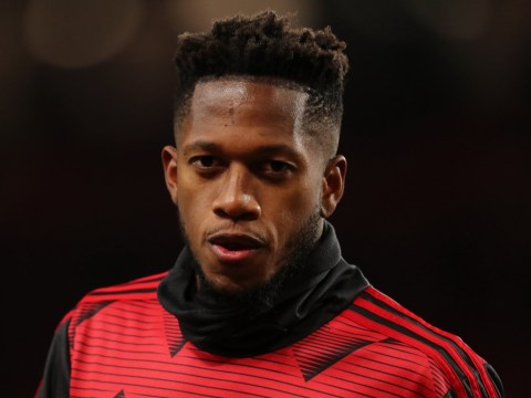 Fred reveals 'problems' in Manchester United's dressing room