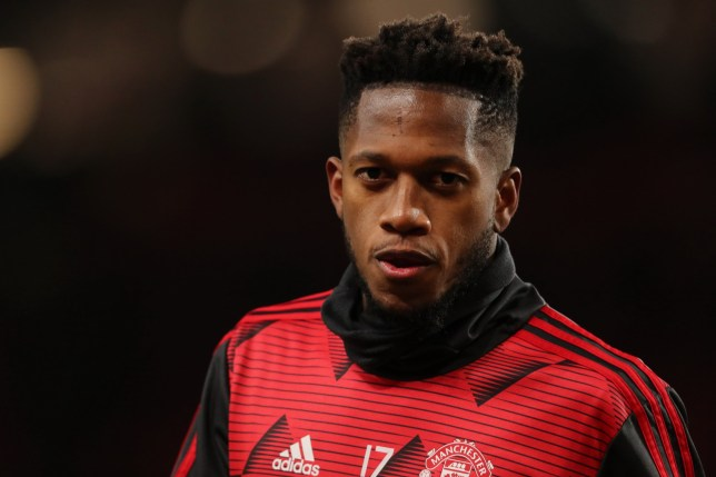 Fred admits Manchester United's mentality needs to improve