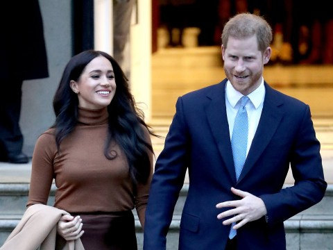 Harry and Meghan's royal duties will officially end on March 31