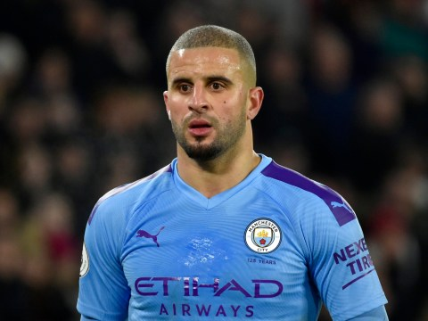 Manchester City defender Kyle Walker says he is being 'harassed' after breaking lockdown rules again