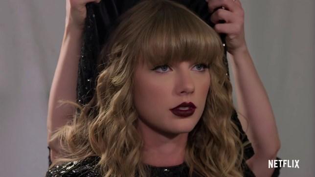 Taylor Swift documentary ' Miss Americana'