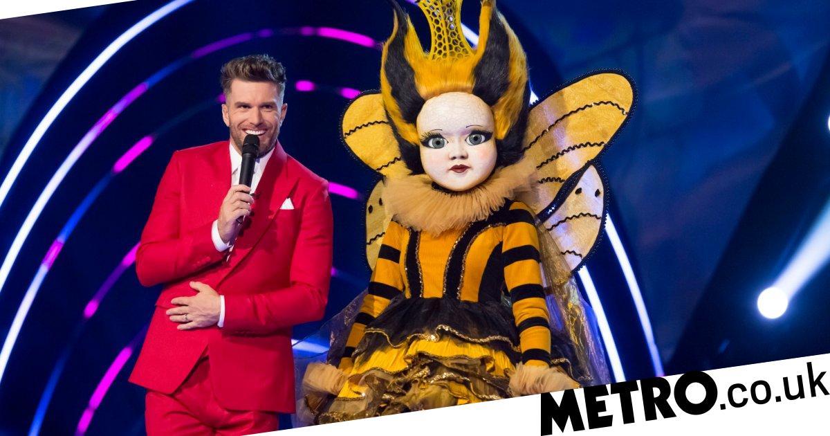 The Masked Singer: Joel Dommett fears axing by revealing Queen Bee's identity