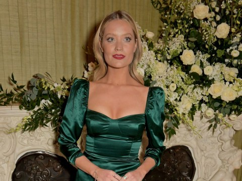 Laura Whitmore takes a break from Love Island hosting duties for Bafta party