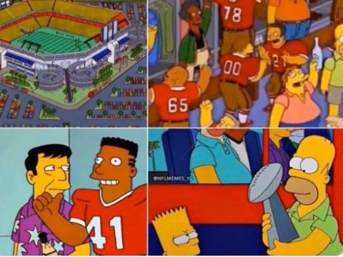 Fans think The Simpsons incorrectly predicted San Francisco 49ers winning Super Bowl in Miami