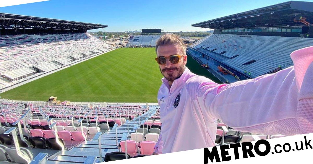 David Beckham 'signs £180 million deal with Qatar' for Inter Miami