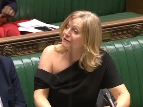 MP called slag for off-the-shoulder top slams sexist keyboard warriors