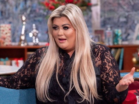 Gemma Collins filmed and called 'fat pig' by vile bullies in the gym