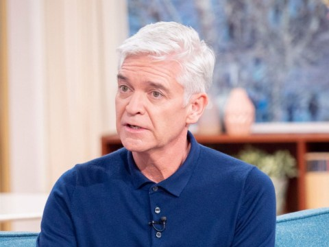 Phillip Schofield contemplated suicide as he came to terms with being gay as This Morning presenter praises family for 'hauling him back'