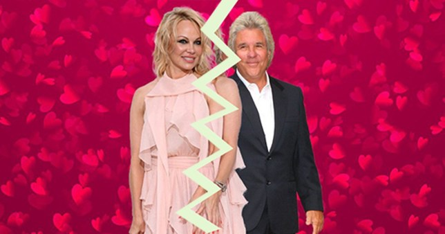Pamela Anderson and producer Jon Peters have split after 12 days of marriage