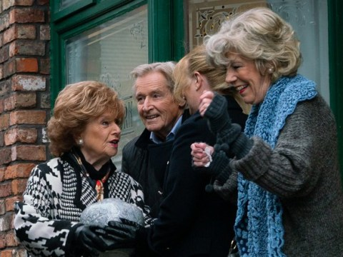 Coronation Street legends Bill Roache and Barbara Knox are back as Ken and Rita for 60th anniversary episodes