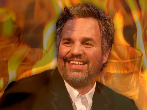 Mark Ruffalo once set drunk man on fire: 'There were blue flames everywhere'