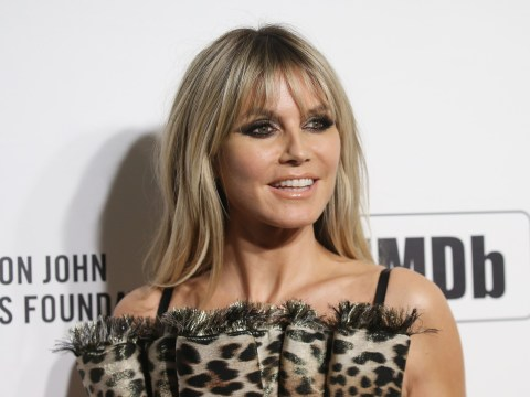 Heidi Klum opens up about her emergency exit from America's Got Talent over fears she had coronavirus