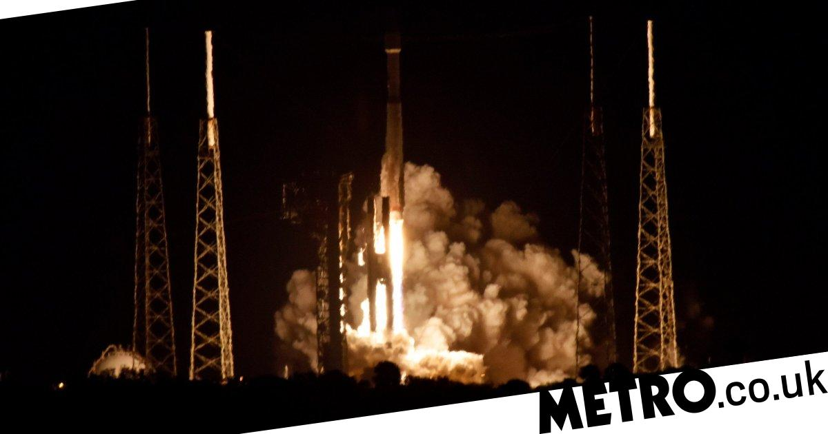 British-built Solar Orbiter spacecraft blasts off on historic mission to the Sun