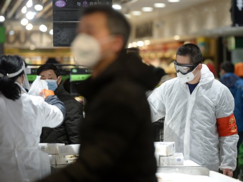 Chinese government deploys coronavirus tracking app to help curb outbreak