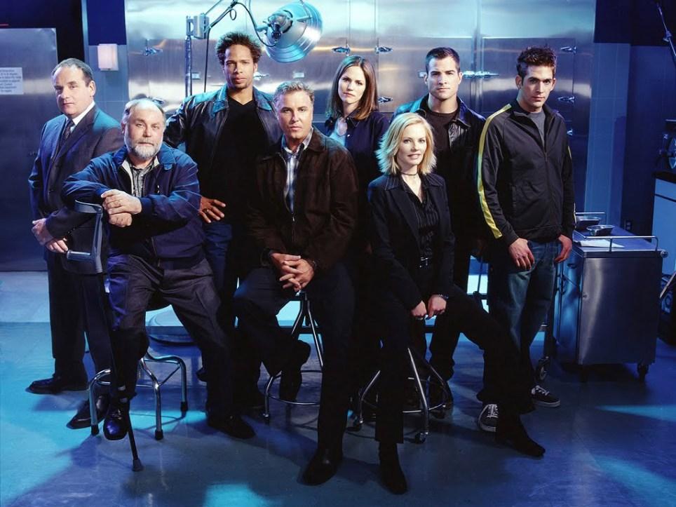Is CSI making a comeback?! Picture: CBS