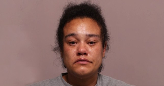 Woman jailed for nine years after beating partner so badly he lost an eye Claire Wilson