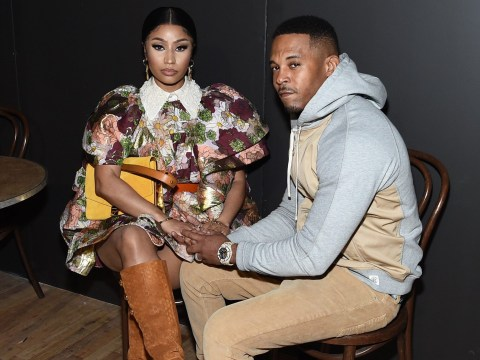 Nicki Minaj's husband Kenneth Petty 'arrested after failing to register as sex offender'